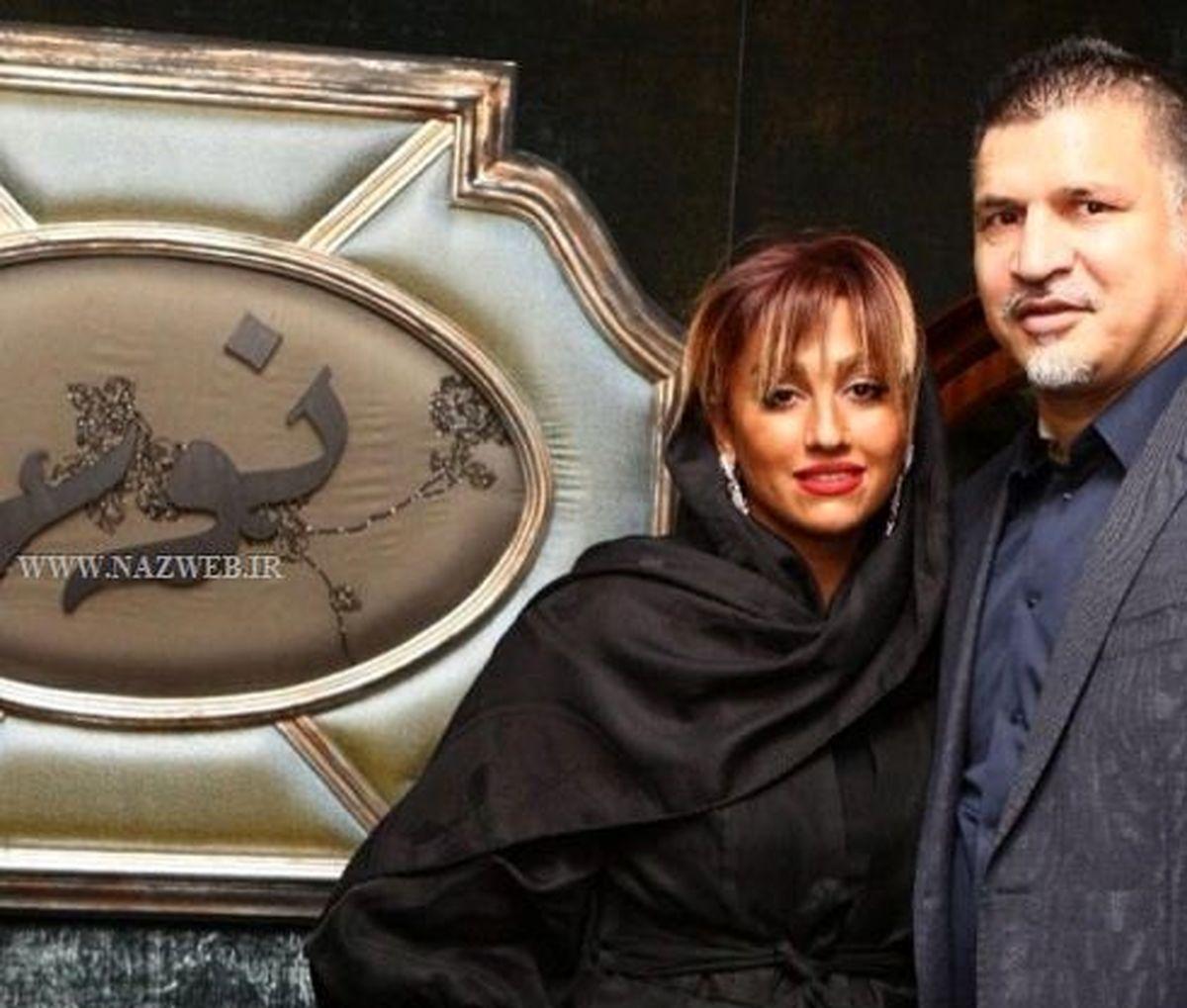 مهریه همسر علی دایی چقدر است؟+عکس همسر علی دایی در دورهمی