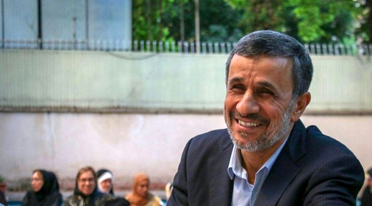 میتینگ انتخاباتی محمود احمدی نژاد در لب ساحل +عکس لو رفته