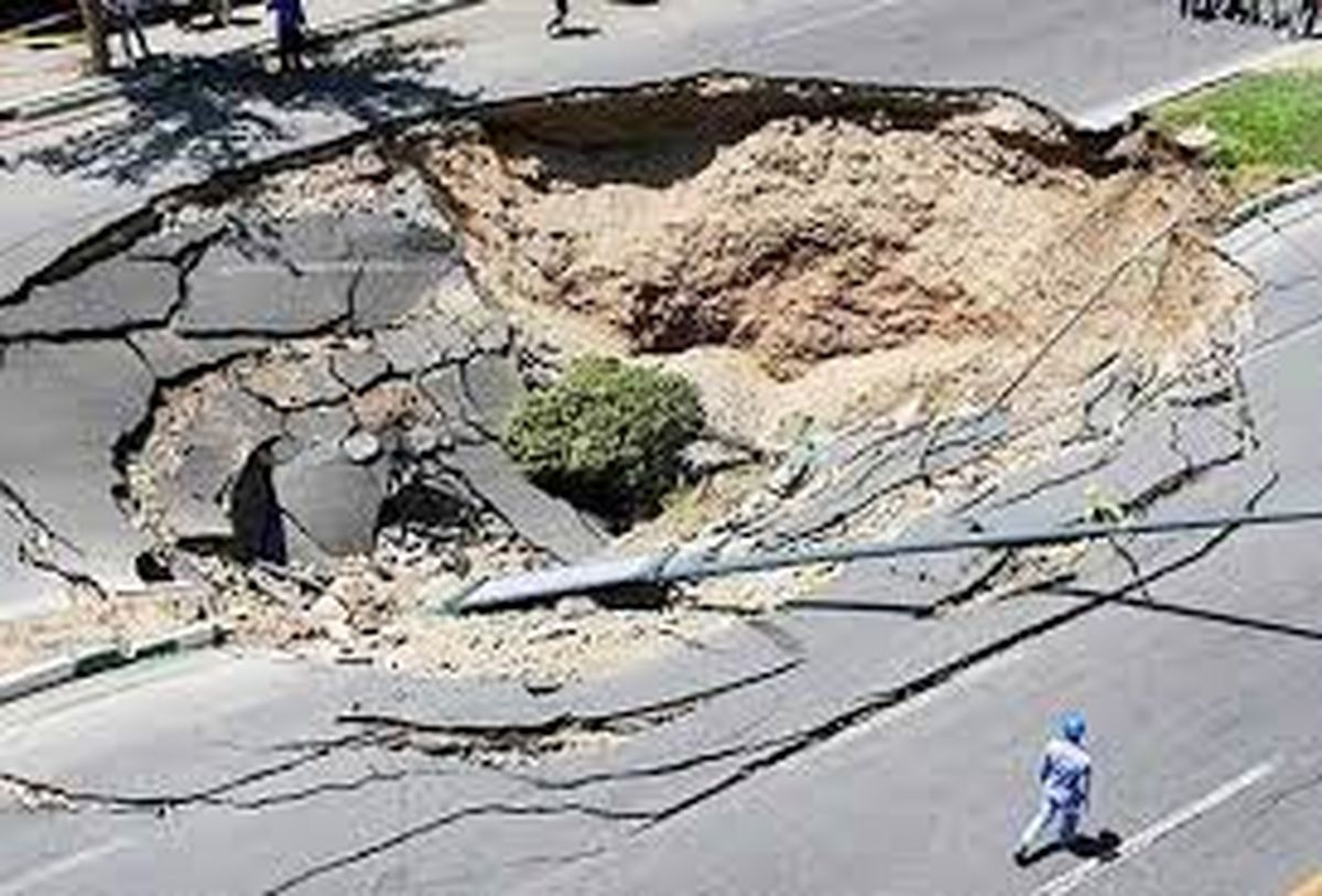 زلزله خاموش در تهران