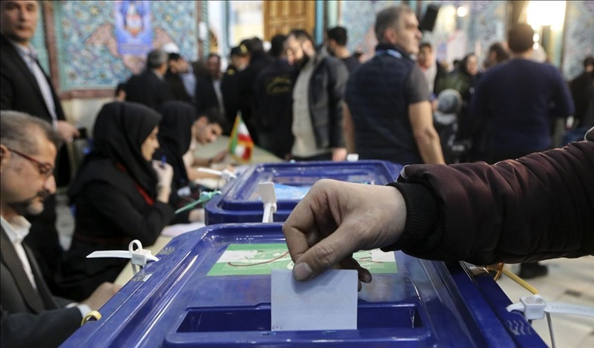 در نخستین ساعات انتخابات در پایتخت چه میگذرد؟+فیلم لو رفته