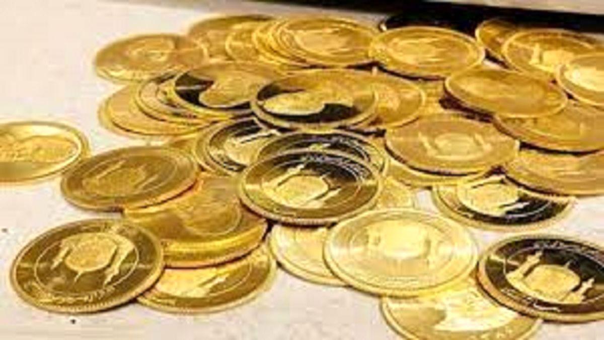 قیمت سکه در بازار ۲۱ مهر